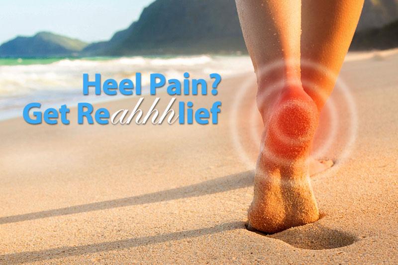 Planar Fasciitis Heal Spurs