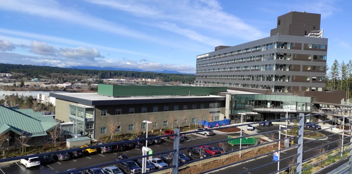 Radiation Oncology at St Michael Medical Center